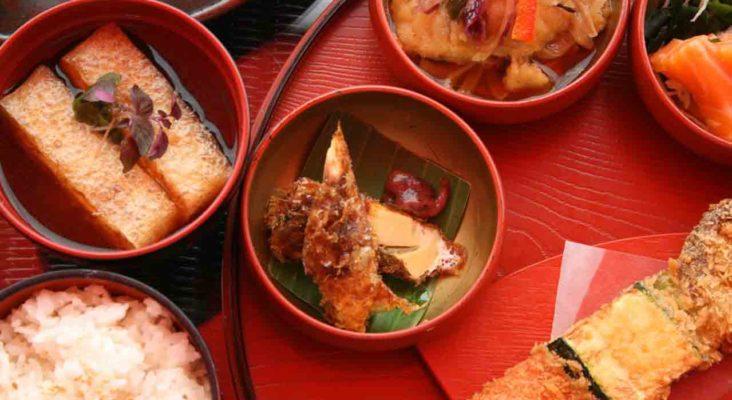 Delivery menu Moshimo