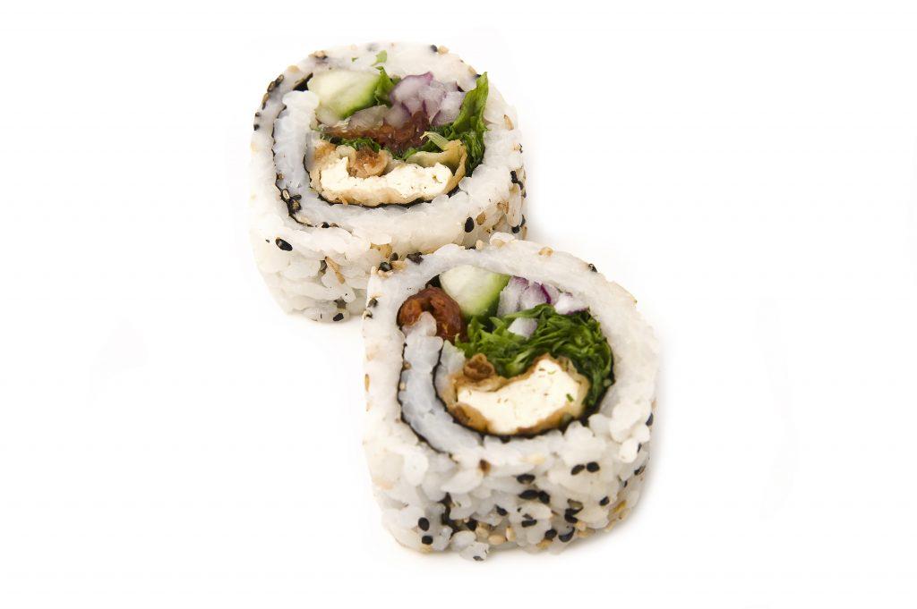 vegan sushi brighton